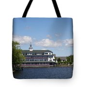 Hotel At Lake Winnipesaukee Tote Bag