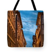 Hotel Bigallo Tote Bag by Luis Alvarenga