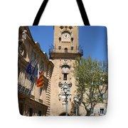 Hotel De Ville - Aix En Provence Tote Bag