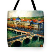 Hotel Dieu De Lyon II Tote Bag