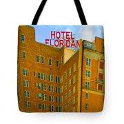 Hotel Floridan Tote Bag