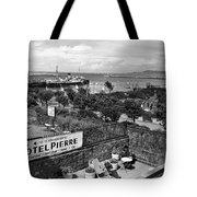Hotel Pierre Dun Laoghaire 1958 Tote Bag