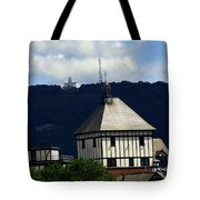 Hotel Roanoke And Star Tote Bag