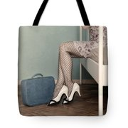 Hotel Room Tote Bag