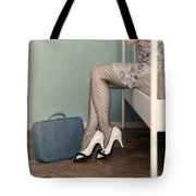 Hotel Room Tote Bag