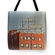 Hotel St. James Tote Bag