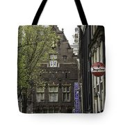 Hotel The Globe Amsterdam Tote Bag