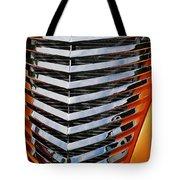 Hotrod Grill Tote Bag