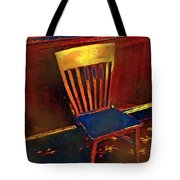 Hotseat In Hell Tote Bag