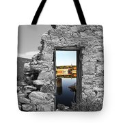 Houghton Through The Magic Door Tote Bag