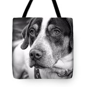Hound Tote Bag