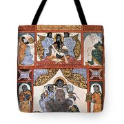 Hour Of Birth: Arabic Ms Tote Bag