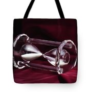 Hourglass Still Life Tote Bag