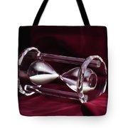 Hourglass Still Life Tote Bag by Tom Mc Nemar