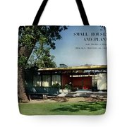 House & Garden Cover Of The Kurt Appert House Tote Bag
