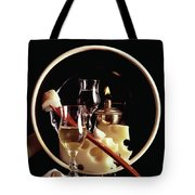 House And Garden's Swiss Cook Book Cover Featuring Tote Bag