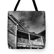 Old House 4 Tote Bag