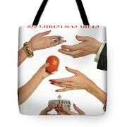 House And Garden 999 Christmas Gifts Cover Tote Bag