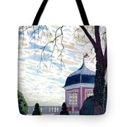 House And Garden Annual Building Number Cover Tote Bag