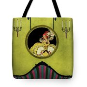 House And Garden Furniture Number Cover Tote Bag