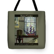 House And Garden Tote Bag