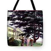House And Garden Houses For All Tastes Cover Tote Bag