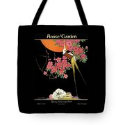 House And Garden Spring Gardening Guide Tote Bag