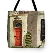 House And Garden Trends In Decorating Cover Tote Bag