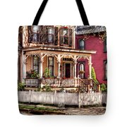 House - Country Victorian Tote Bag