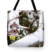 House For Rent Tote Bag