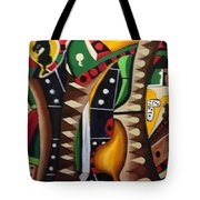 House Games II Tote Bag