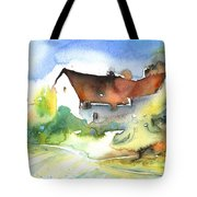 House In Germany Tote Bag