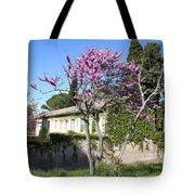 House In The Provence Tote Bag