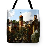 House Of 999 Ghosts Tote Bag