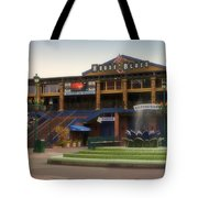 House Of Blues Downtown Disneyland Tote Bag