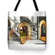 House Of Dreams Tote Bag
