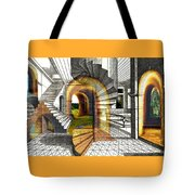House Of Dreams Tote Bag