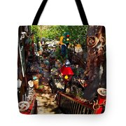 House Of Joy Tote Bag