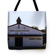 House Of Prayer Tote Bag