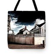 House Of Refuge Tote Bag