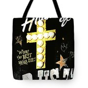 House Of Rust Tote Bag