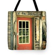 House Of The Seven Sisters Tote Bag