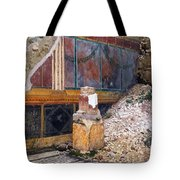 House Of The Silver Wedding, Damaged Tote Bag
