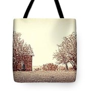 House On 4 Mile Road P3 Tote Bag