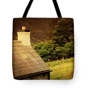 House On The Hills. Wicklow. Ireland Tote Bag