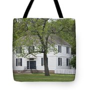House On The Palace Green Tote Bag