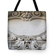 House Sign - Relief Tote Bag