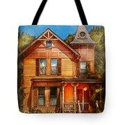 House - Victorian - The Wayward Inn Tote Bag
