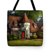 House - Westfield Nj - Fit For A King Tote Bag