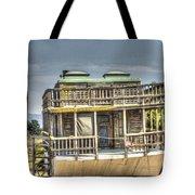 Houseboat 3 Tote Bag